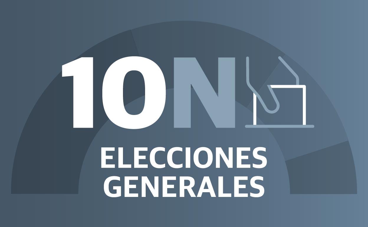 Elecciones Generales 2019. Excmo. Ayuntamiento de Écija