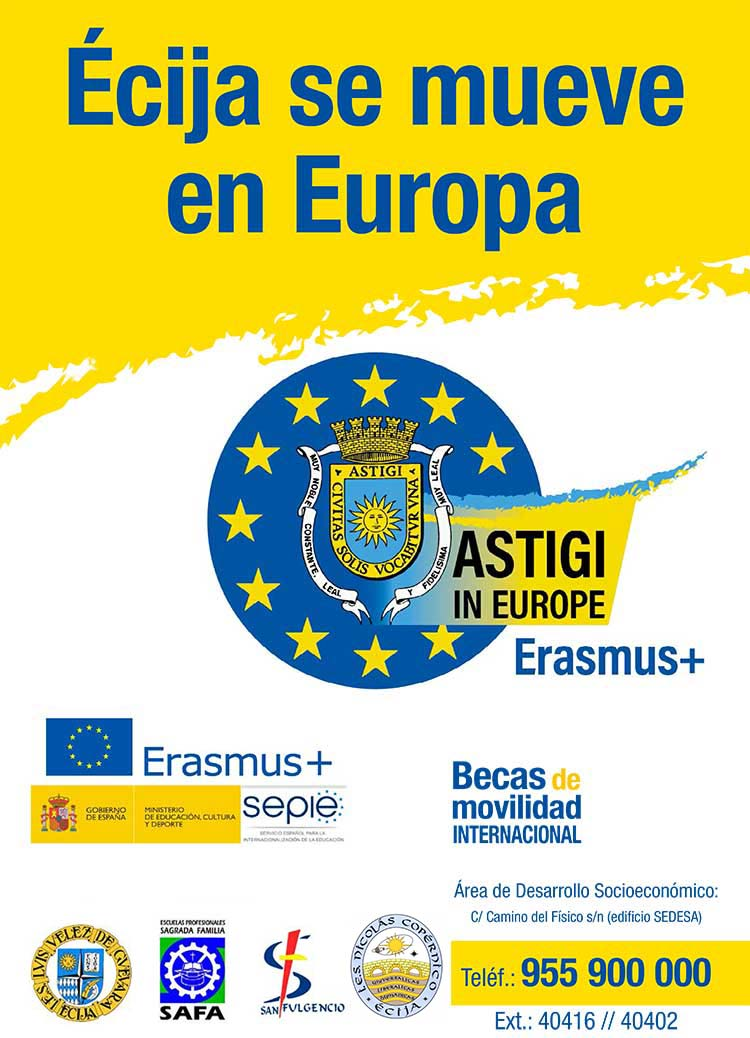 Astigi in Europe Erasmus+
